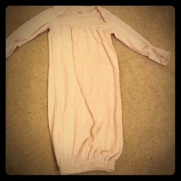 Light pink sleeper - sleepsack